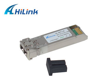 kompatibles SFP+ Transceiver-Modul 1310nm 10km LR Cisco, 10Gigabit Ethernet SFP+